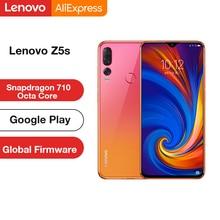 Global ROM Lenovo Z5s Snapdragon 710 Octa Core 6GB 128GB Mobile Phone