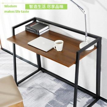 Computer Desk Folding Table Home Folding Notebook Desk Portable Desktop Study Desk Writing Desk