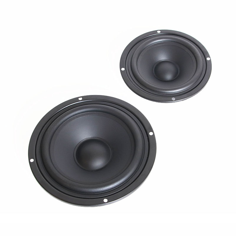 "4""/5""/6.5"" Inch Speaker Passive Radiator Horn Woofer Diaphragm Radiator Auxiliary Bass"