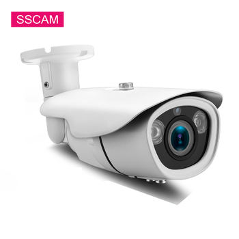 Super High Definition 5MP AHD Security CCTV Camera Outdoor SONY 326 2.8-12mm Varifocal Analog Home Video Surveillance IR Camera цена 2017