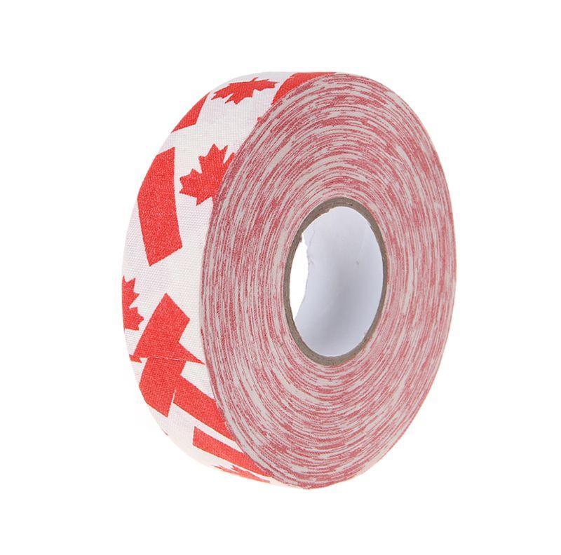 2,5 см х 25 м тканевая Хоккейная лента для спорта, безопасности, футбола, волейбола, баскетбола, наколенники, хоккейная лента для локтя, лента для гольфа