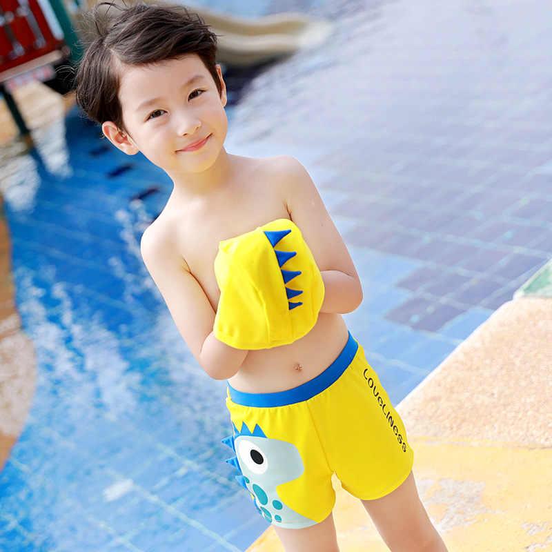 Sản Phẩm Mới Kid's Đồ Bơi Bé Trai Giác Aussiebum Nam Trung Nhỏ Big Kid Bơi Hoạt Hình Dễ Thương Bé Tour Tắm phù Hợp Với