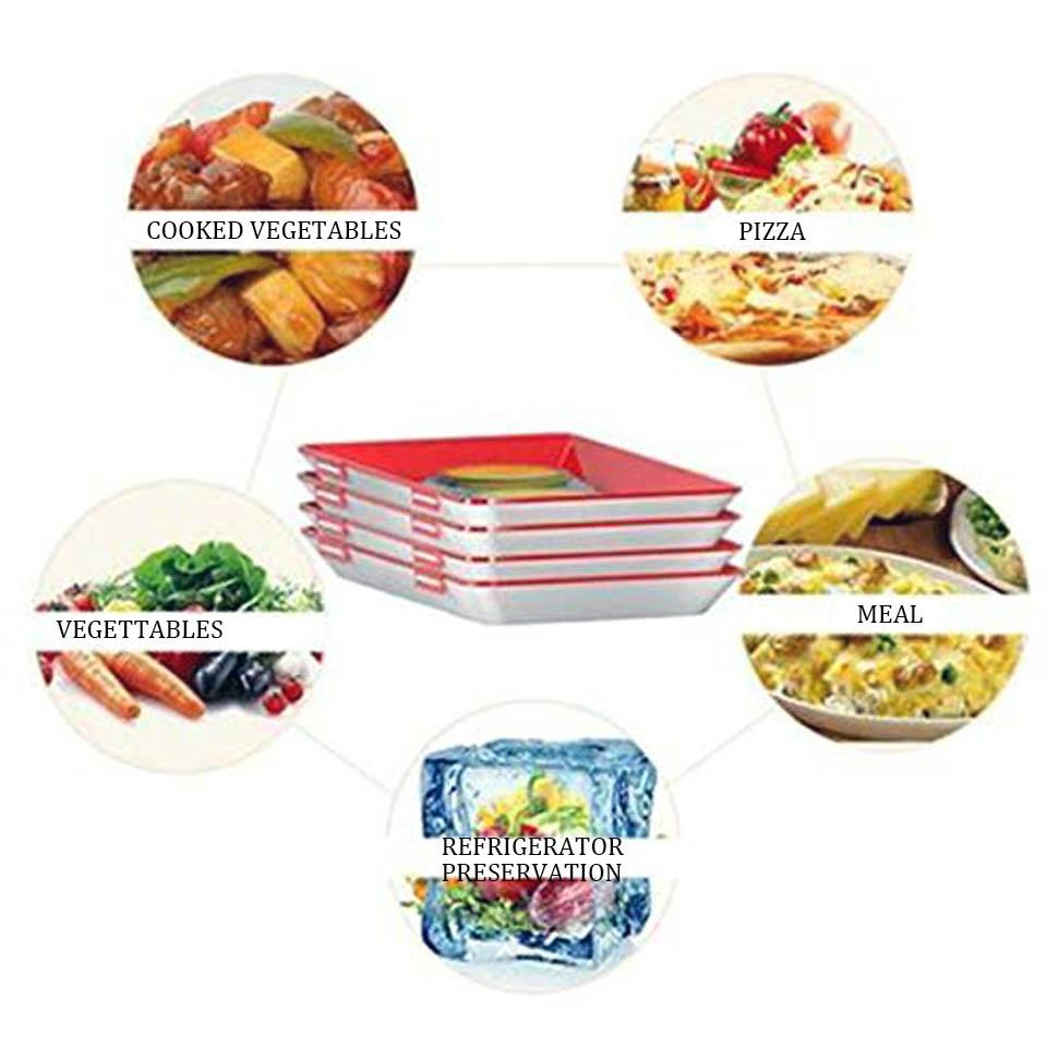 Plateau de conservation des aliments 1