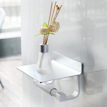 Алюминиевый держатель для туалетной бумаги настенный телефона