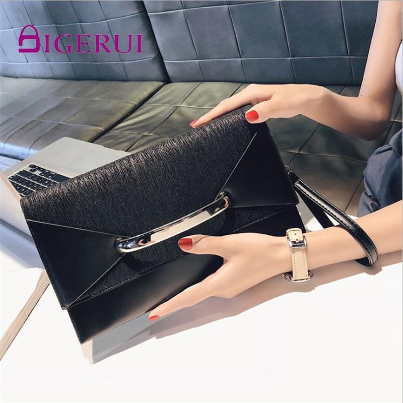 Lady Handbag Clutch-Bag Shoulder-Bag Evening-Bag Female Fashion Women High-Quality New