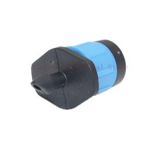 Image 4 - 高速配送 300 個調節可能な渦スプレー点滴灌漑システムバブルドリッパーエミッタ水まきマイクロドリップ継手