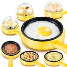 Egg Cooker Boiler Egg Cooker Steamer Electric Frying Pan Fryers Heating Pot Kitchen Appliance Water Heater Cooking Equipment