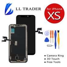 Запасной oled дисплей для iphone xs с сенсорным цифровым преобразователем