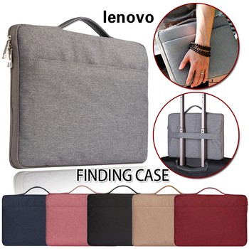 Side Zipper Anti-fall Laptop Sleeve Case Bag for Lenovo ThinkPad T470/T480/T570/T580/ThinkPad X1/Ideapad 720/S Laptop Bag original laptop touch screen screen cable 40 pin dc02c009k10 for lenovo thinkpad a475 t470
