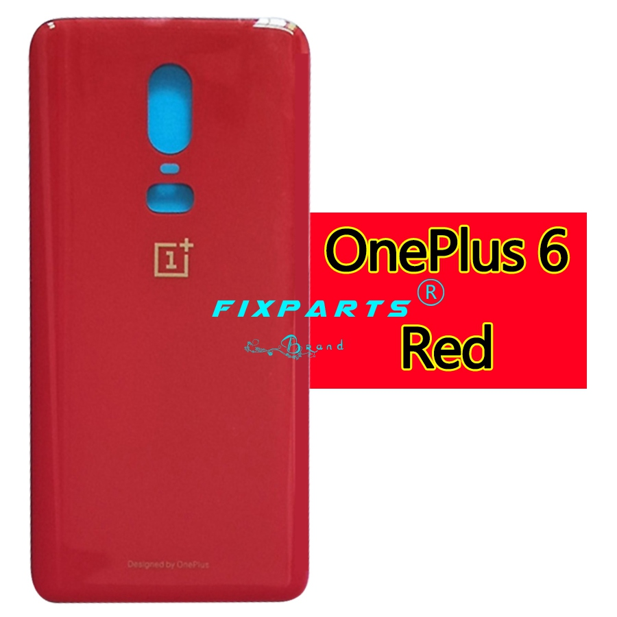 Oneplus 6 6T Battery Cover 008