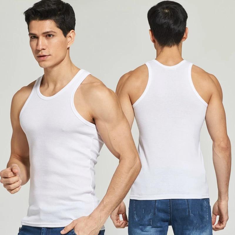 slimming tank top mens