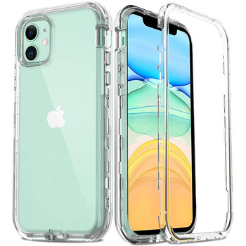 Full Body 360 Front Back Phone Case For Iphone 12 11 Pro Max 8 7 6s Plus Cover Transparent Coque For Iphone X Xr Xs 5s Se 2020 1
