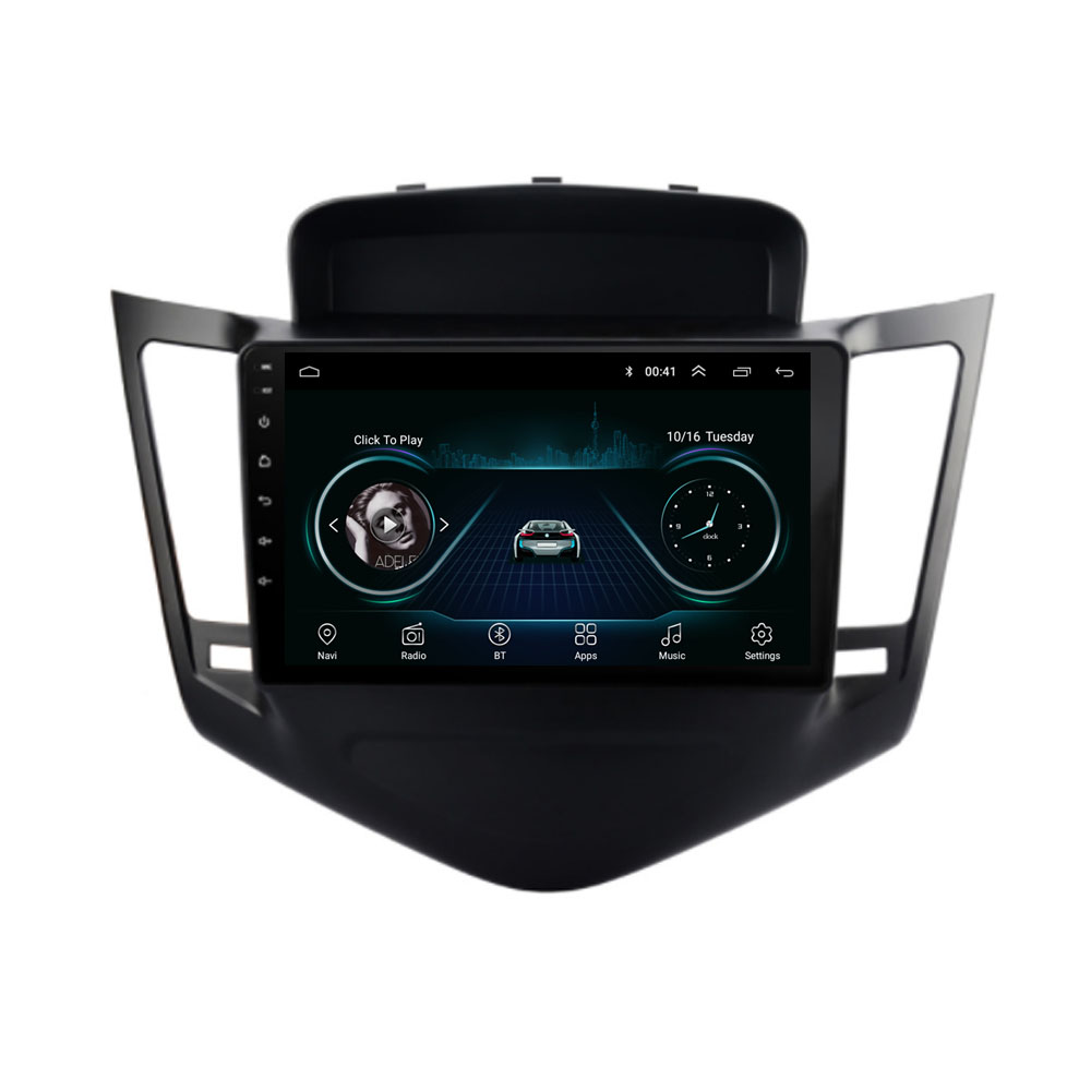 4G LTE Android 10.1 For Chevrolet Cruze 2013 2014 2015 Multimedia Stereo Car DVD Player Navigation GPS Radio