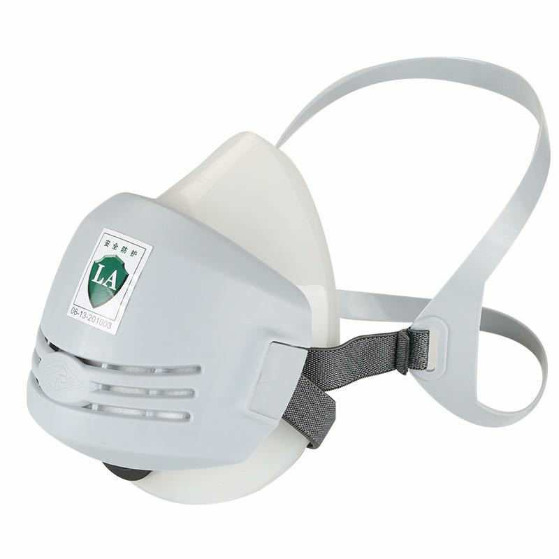 KN95 Gas Mask PM2.5 Dust-proof Antibacterial Mask Anti-infection Mask Disposable Filter Cotton ≥95% Immediate Delivery