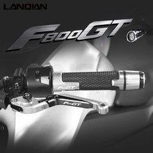 Для bmw f800gt аксессуары для мотоциклов алюминиевые рычаги