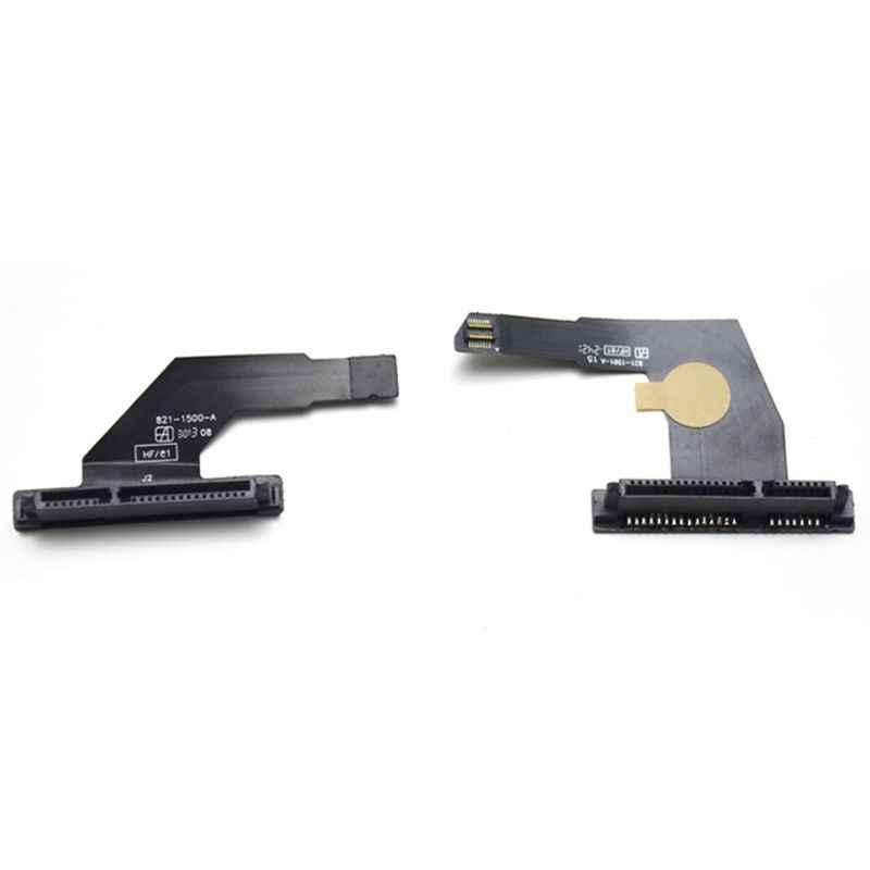Nowy podwójny dysk twardy dysk twardy dysk SSD zamiennik kabla Flex dla Mac Mini A1347 Server 076-1412 922-9560 821-1501-A