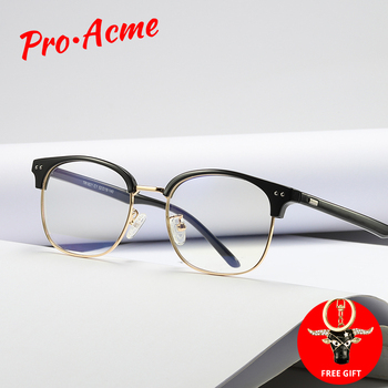 Pro Acme TR90 Frame Anti Blue Light Blocking Glasses Unisex Blue Light Glasses Protection Reading Gamer Computer Glasses PB1202