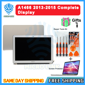 """Image 1 - Brand New for MacBook Air 13.3"""" A1466 LCD Screen Display Full Assembly 2013 2014 2015 2017 Year MD760 MJVE2 MQD32"""