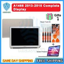 """ยี่ห้อใหม่สำหรับ MacBook Air 13.3 """"A1466 หน้าจอ LCD จอแสดงผลแบบเต็มรูปแบบ 2013 2014 2015 2017 ปี MD760 MJVE2 MQD32"""