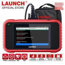 Launch x431 crp129e obd2 자동차 스캐너 eng abs srs at 진단 도구 epb 오일 sas ets tmps 재설정 기능 pk crp123 crp129x