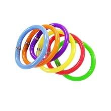 50 Pcs/lot Lovely Soft Plastic Bangle Bracelet Ballpoint Pens School Office Gifts Supplies Promotional Pen
