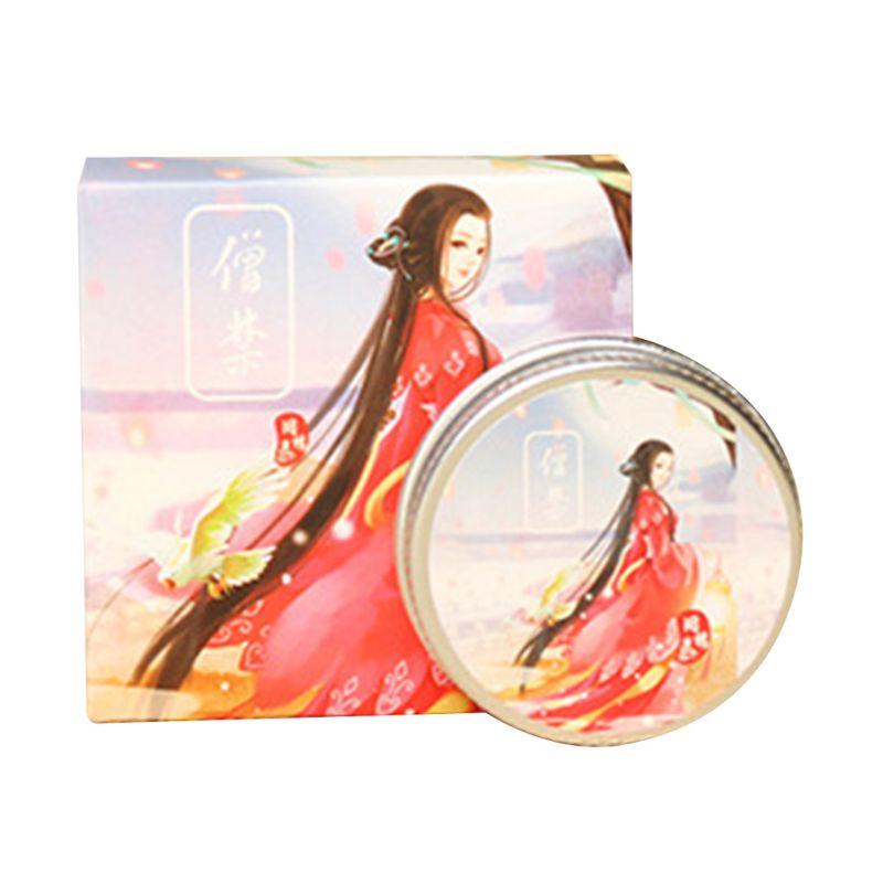 Fresh Elegant Ancient Style Balm Solid Perfume Men Women Light Fragrance Students Body Cream  Q0KD