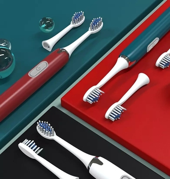 New Sonic Electric Toothbrush Rechargeable Tooth Brush Electric Five Modes IPX7 Waterproof Adult Sonic Brush Teeth Automatic sonic electric toothbrush usb rechargeable 5 modes ultrasonic automatic brush timer waterproof dental brush teeth whitening
