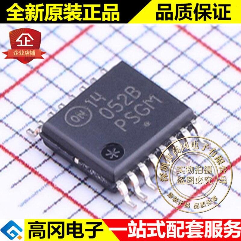 MC14052BDTR2G TSSOP-16 14052B üzerinde