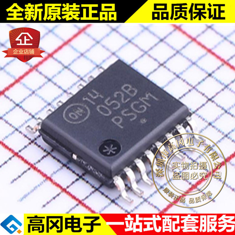 MC14052BDTR2G TSSOP-16 14052B على