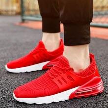 Большой размер 46 мужская спортивная обувь корейская мода дышащая