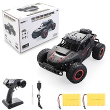 2019 Xmas Gift RC Car 1:16 Scale 2.4 GHz Remote Control Off Road Electric Trucks RTR 20Km/h High Speed Racing Car 2 Batteries maestro волшебные фокусы фокусы превращения