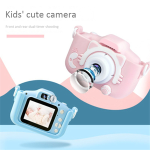 Image 2 - Children Kids Camera Digital Instant Video Cameras New Year Christmas Gifts Mini Educational Toys For Girls Boys Children Baby