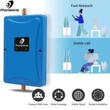 2019 새로운 휴대 전화 듀얼 ALC 3G GSM 신호 리피터 900MHz UMTS 2100MHz 2G 3G 밴드 8/1 듀얼 밴드 핸드폰 신호 부스터 #50