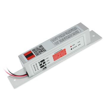 DC12V niska temperatura rygiel elektryczny zamek fail bezpieczne dla szkła drewniane drzwi kontroli dostępu do domu tanie i dobre opinie BADODOSECURITY