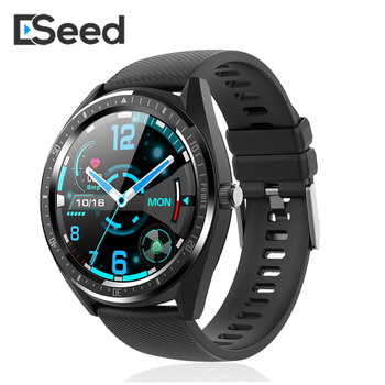 ESEED KW33 Smart Watch Men IP68 Waterproof long standby Fitness Tracker Heart Rate Monitor Sport For ios android Smartwatch diggro di10 smart sport watch ip68 waterproof pedomete long standby time bluetooth 4 0 smart 1 21 inch watch for ios android