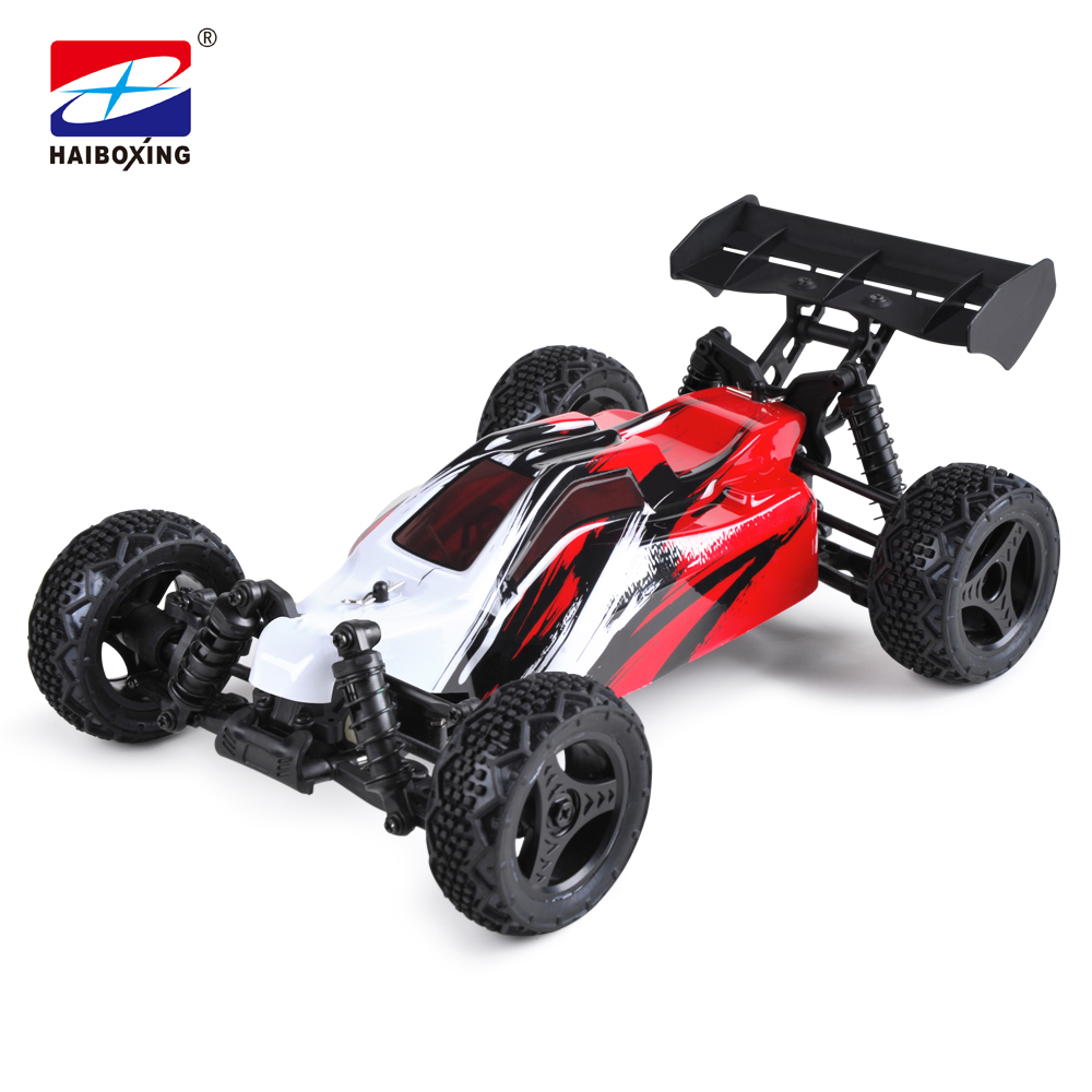 HBX <font><b>RC</b></font> Car 18857 4WD 2.4Ghz 1:18 <font><b>Scale</b></font> 30km/h High Speed Remote Control Car Electric Powered Off-road buggy model Betteries image