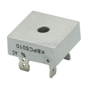 Image 2 - 2 PZ/LOTTO KBPC5010 50A 1000V Diodo Raddrizzatore A Ponte kbpc5010