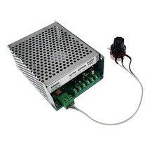 Регулятор скорости, ШИМ-регулятор для двигателя постоянного тока, 110-220 В переменного тока, WK611, 6A