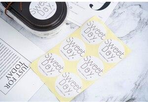 Image 2 - ملصقات بتصميم مخصص وشعار زفاف مقاس 3 8 سم لعام 100 ، ملصقات بتصميم خاص ، ملصقات بتصميم نافذة السيارة