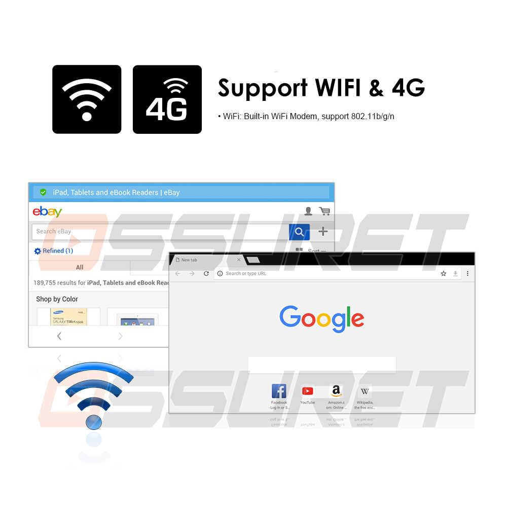 車マルチメディアプレーヤーアンドロイド 9.0 GPS 9 インチ 2 Din Autoradio Vw/フォルクスワーゲン/トゥアレグ Canbus の Wifi FM ラジオ USB DVR SWC BT DAB +