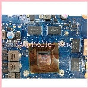 Image 4 - GL552JX I7 4720HQ CPU GTX950M 마더 REV2.0 ASUS GL552J ZX50J ZX50JX FX PLUS GL552 GL552JX 노트북 메인 보드 테스트 OK