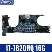 For HP Elitebook 1040 G4 Laptop Motherboard DA0Y0GMBAG0 L02230 601 L02230 001 i7 7820HQ 16G|Motherboards| |  -