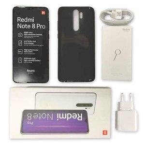 Image 5 - Global Version Xiaomi Redmi Note 8 Pro 6GB 64GB Smartphone 64MP Quad Camera Helio G90T Octa Core 4500mAh NFC