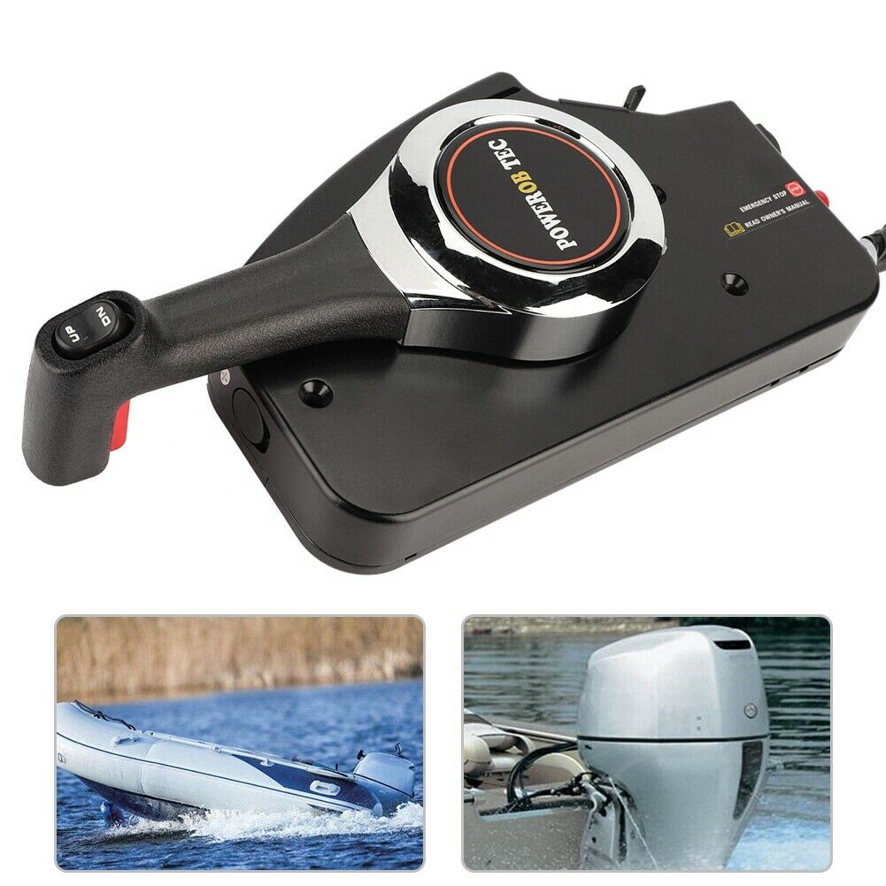 Boat Engine Yacht Marine Outboard Engine Remote Control Box For Honda Outboard 24800-ZZ5-A02