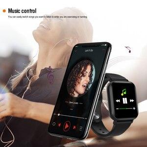 Image 4 - VERYFiTEK Q10 สมาร์ทนาฬิกา Heart Rate Monitor กันน้ำผู้หญิง Smartwatch K P68 P70 B57 Q9 IWO