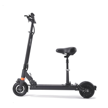 Kick Scooter Adults Two Wheels Electric 8 Inch 500W 48V Foldable Smart With Front and Rear Suspension