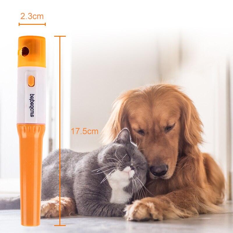 Electric Pet Nail Clipper Pet supplies