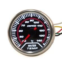 Car-Meter Water-Temperature-Gauge Auto 52mm Celsius Pointer YC101228 2-Smoke-Lens 40-140