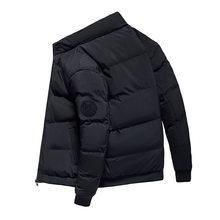 2020 nova outono inverno casaco de algodão masculino jaqueta de algodão jaqueta jovem fashionjacket veludo roupas jaqueta de beisebol