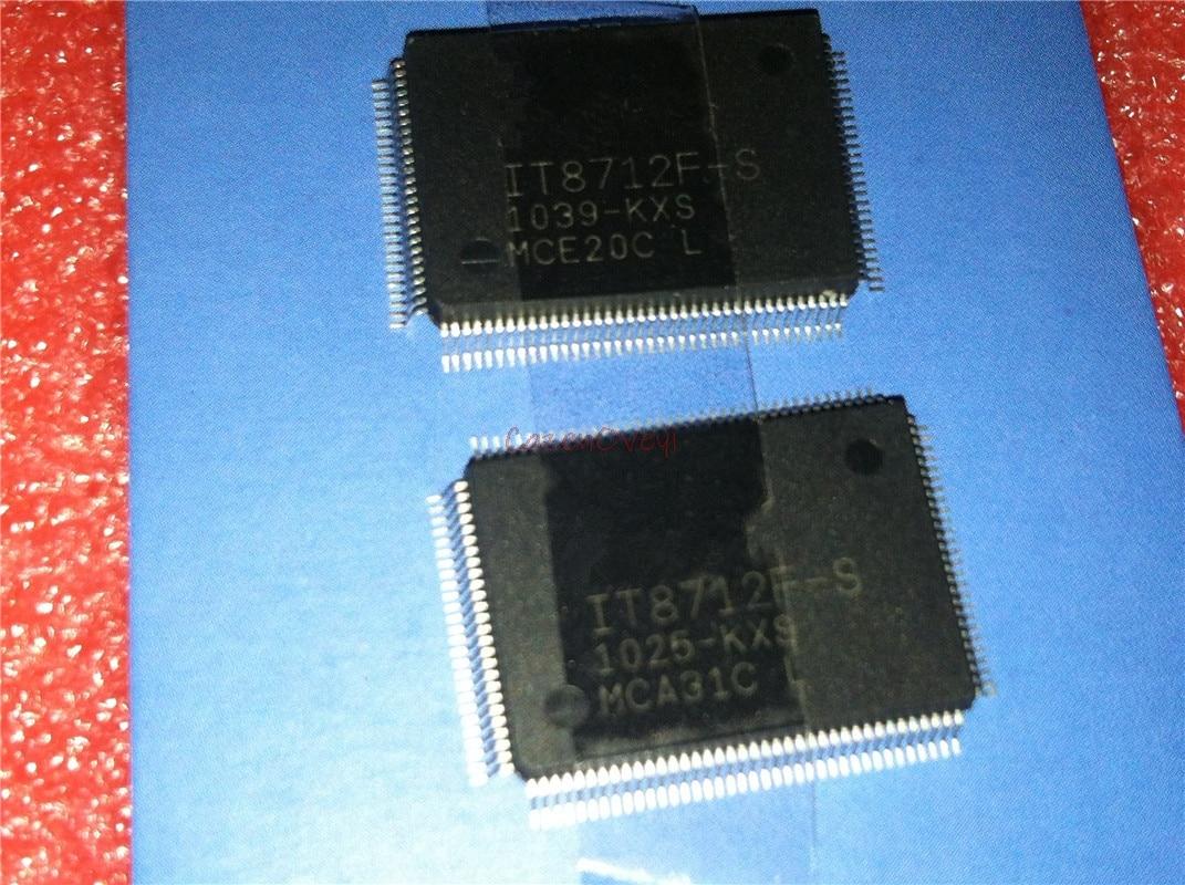 1pcs/lot IT8712F-A HXS IXS IT8712F-S KXS QFP-128 New Original In Stock